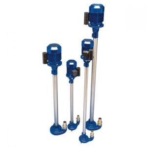 Elettropompe verticali per acque cariche