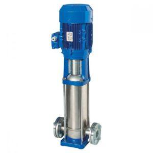 Elettropompe centrifughe multistadio verticali